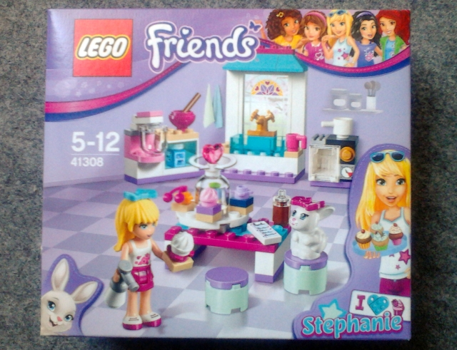 Lego Friends kuchyň