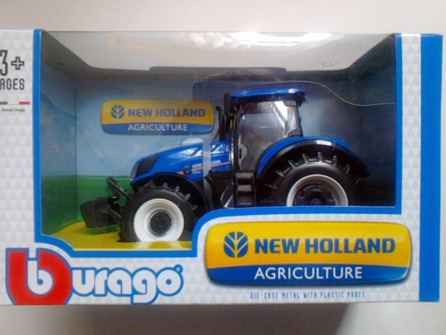 Model traktoru New Holland