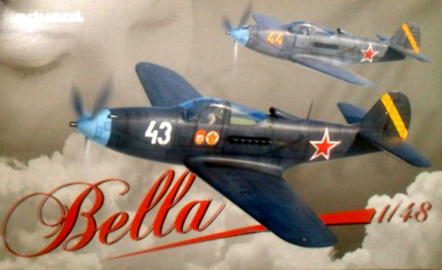 Bella Dual Combo - model letadla