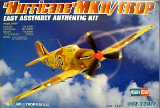 Hurricane MK.II/TROP  - model
