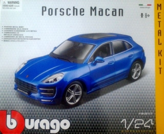 Porsche Macan - metal kit