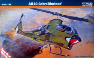 AH-1G Cobra Marines