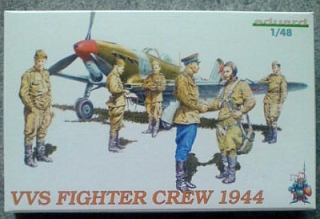 VVS FIGHTER CREW 1944 - Eduard